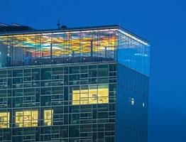 La tour Ycone de Jean Nouvel à Lyon symbolise le dynamisme du marché immobilier lyonnais