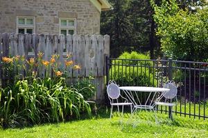 Mobilier de jardin : quel matériau choisir ?