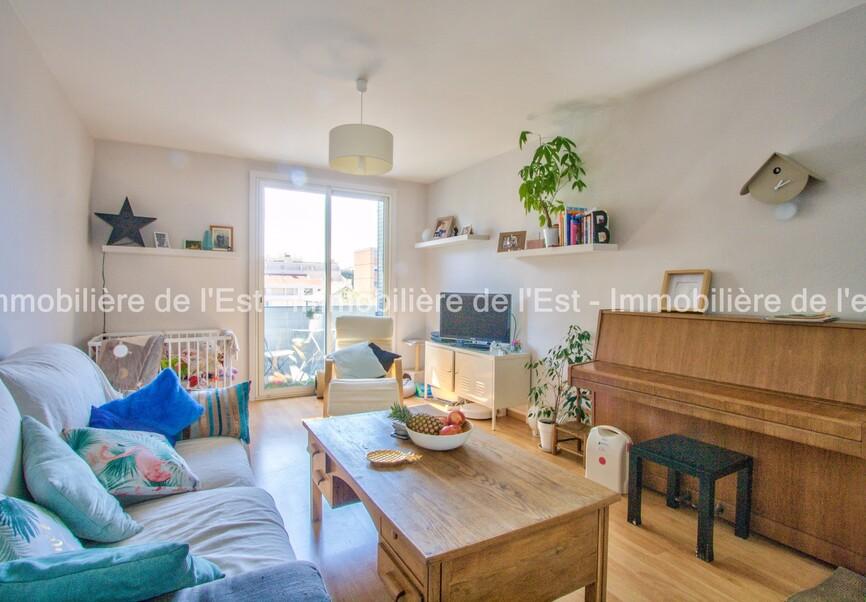 Vente Appartement 3 pièces 53m² Lyon 08 (69008) - photo