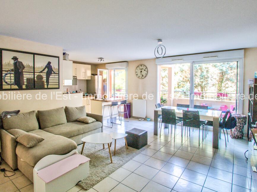 Vente Appartement 4 pièces 76m² Caluire-et-Cuire (69300) - photo