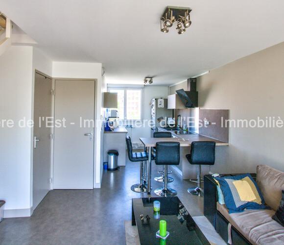 Vente Appartement 3 pièces 56m² Lyon 08 (69008) - photo