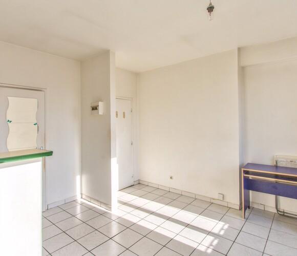Vente Appartement 1 pièce 18m² Lyon 08 (69008) - photo