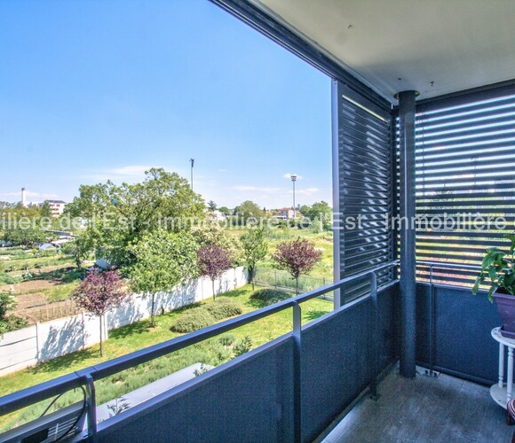 Vente Appartement 2 pièces 36m² Villeurbanne (69100) - photo