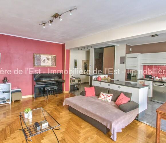 Vente Appartement 3 pièces 72m² Lyon 08 (69008) - photo