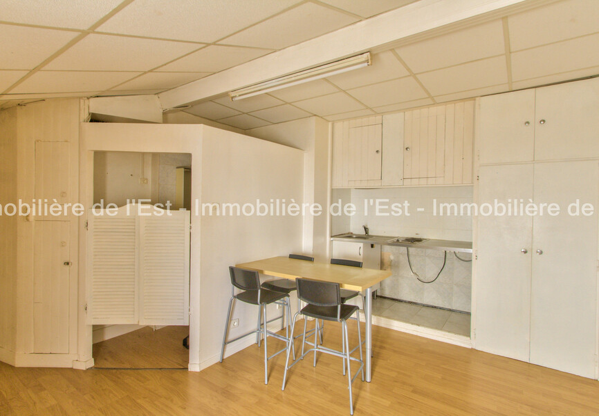 Vente Appartement 2 pièces 31m² Lyon 08 (69008) - photo