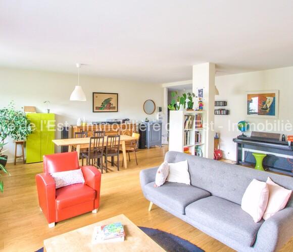 Vente Appartement 4 pièces 122m² Lyon 08 (69008) - photo