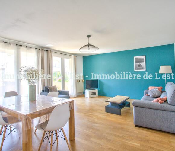 Vente Appartement 3 pièces 74m² Lyon 03 (69003) - photo