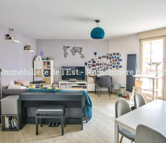 Vente Appartement 2 pièces 55m² Lyon 03 (69003) - photo