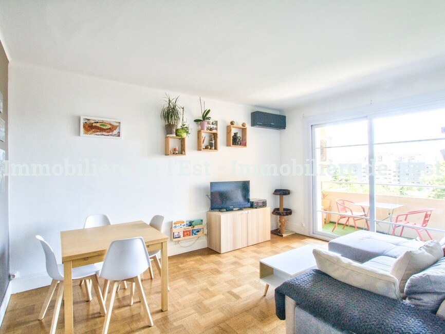 Vente Appartement 3 pièces 59m² Lyon 08 (69008) - photo