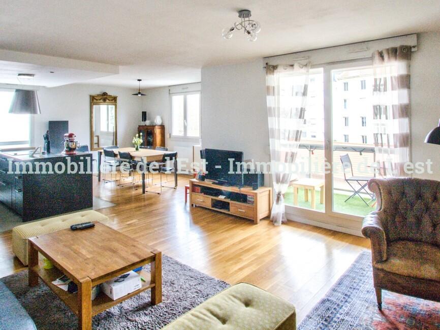 Vente Appartement 4 pièces 100m² Lyon 08 (69008) - photo