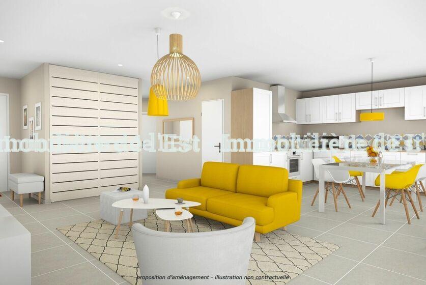 Vente Appartement 3 pièces 80m² Grésy-sur-Isère (73460) - photo