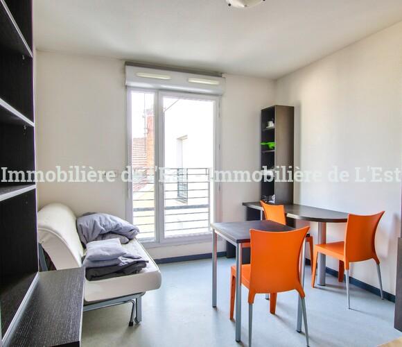Vente Appartement 1 pièce 18m² Lyon 07 (69007) - photo