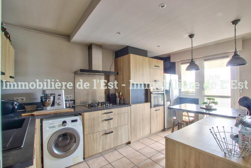 Vente Appartement 4 pièces 88m² Vénissieux (69200) - photo