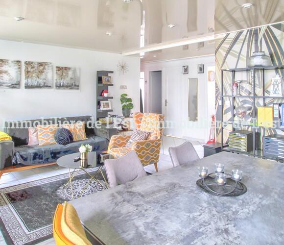 Vente Appartement 3 pièces 69m² Lyon 08 (69008) - photo