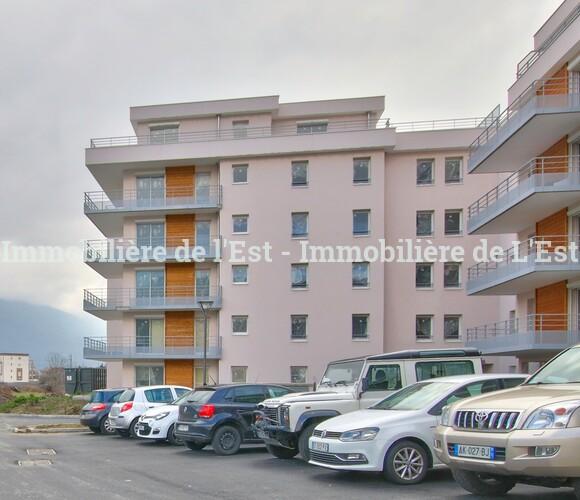 Vente Appartement 2 pièces 52m² Albertville (73200) - photo