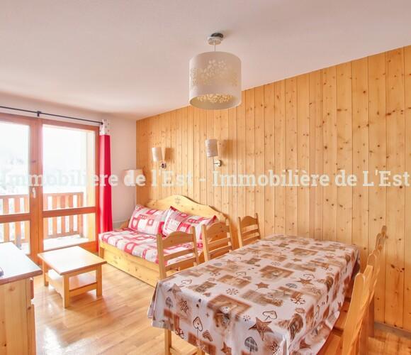 Vente Appartement 3 pièces 41m² Valmeinier (73450) - photo