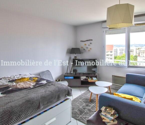 Vente Appartement 1 pièce 33m² Villeurbanne (69100) - photo