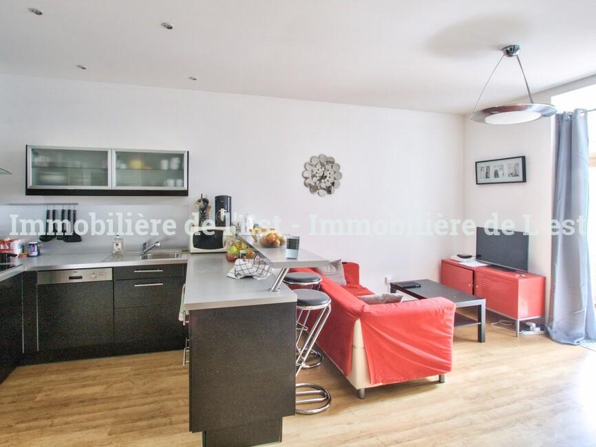 Vente Appartement 2 pièces 46m² Lyon 08 (69008) - photo