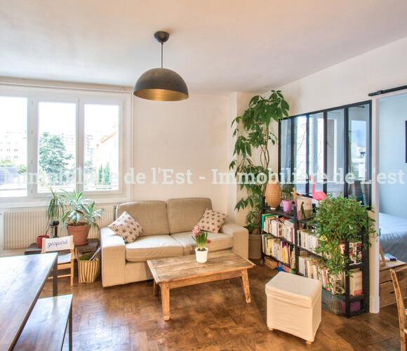 Vente Appartement 4 pièces 66m² Lyon 03 (69003) - photo