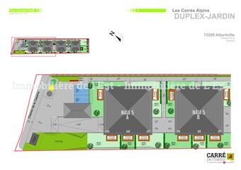 Vente Appartement 2 pièces 49m² Albertville (73200) - Photo 1