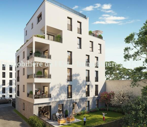 Vente Appartement 3 pièces 64m² Lyon 08 (69008) - photo