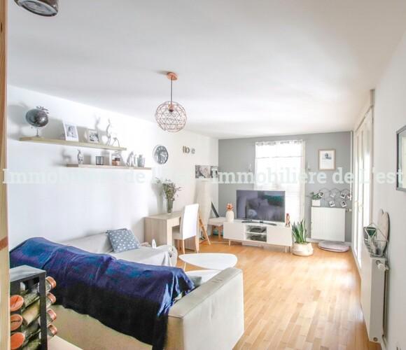 Vente Appartement 3 pièces 58m² Lyon 08 (69008) - photo
