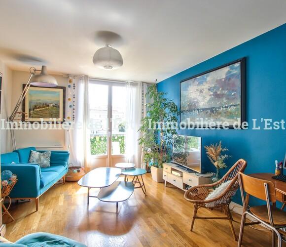 Vente Appartement 3 pièces 52m² Lyon 08 (69008) - photo