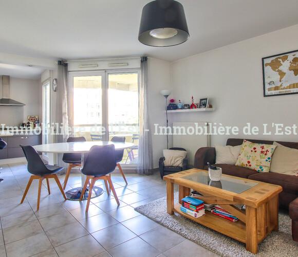Vente Appartement 3 pièces 73m² Lyon 03 (69003) - photo