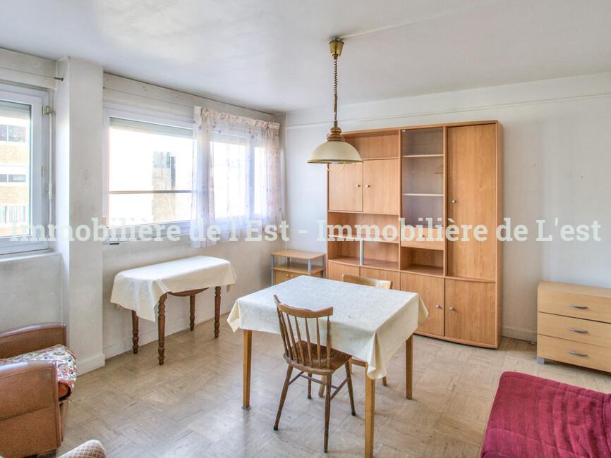 Vente Appartement 2 pièces 40m² Villeurbanne (69100) - photo