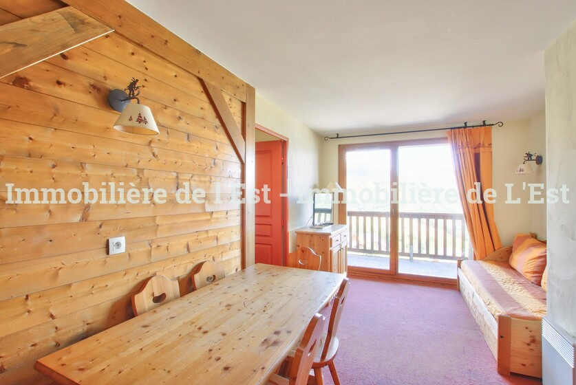 Vente Appartement 3 pièces 34m² Villarembert (73300) - photo