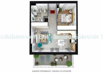 Vente Appartement 2 pièces 43m² Grésy-sur-Isère (73460) - Photo 1