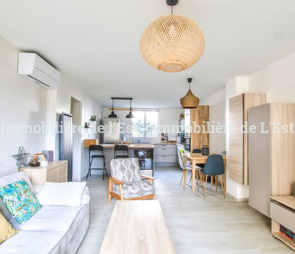 Vente Appartement 4 pièces 78m² Lyon 08 (69008) - photo