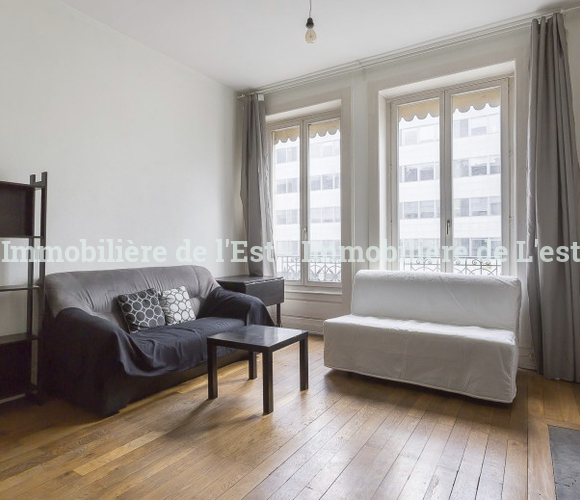 Vente Appartement 2 pièces 38m² Lyon 03 (69003) - photo