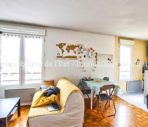 Vente Appartement 1 pièce 28m² Lyon 03 (69003) - photo