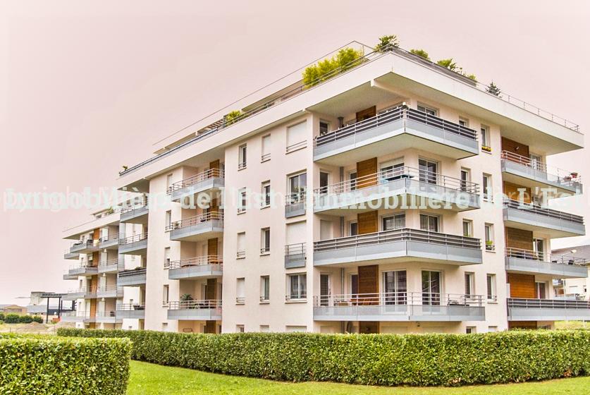 Vente Appartement 3 pièces 71m² Albertville (73200) - photo